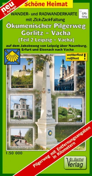 Ökumenischer Pilgerweg Görlitz - Vacha (Teil 2)