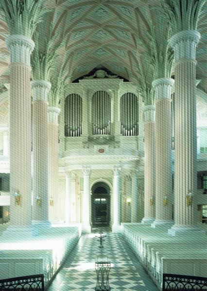 Orgel von Friedrich Ladegast (1862/1902/2004)