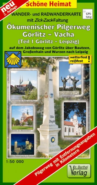 Ökumenischer Pilgerweg Görlitz - Vacha (Teil 1)