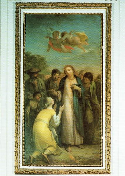 Jesus und die Palästinenserin
