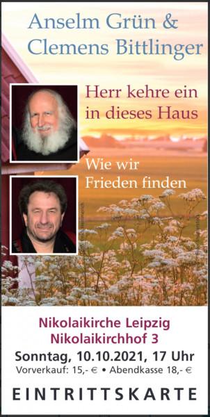 Clemens Bittlinger & Anselm Grün