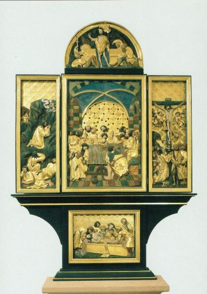 Passionsaltar um 1520