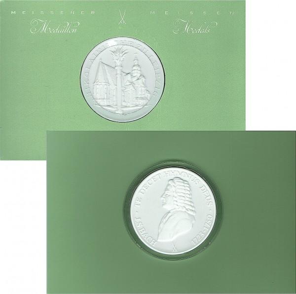 Medaille Meissen
