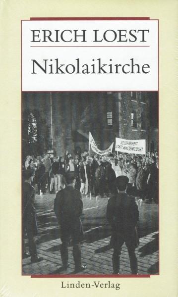 Erich Loest - Nikolaikirche (Hardcover)