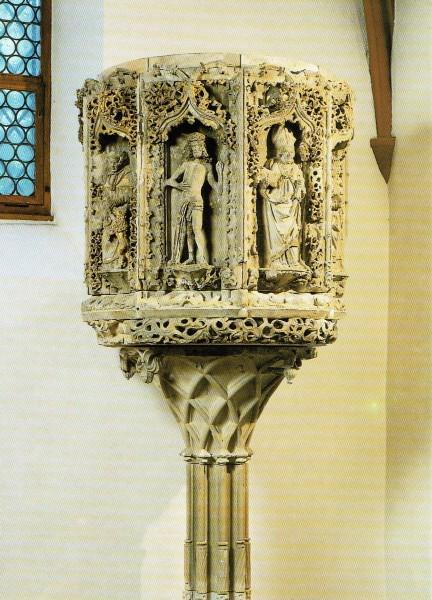 Lutherkanzel von 1521